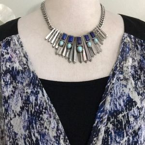 STUNNING TRIBAL NECKLACE